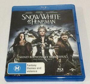 Snow White & The Huntsman Blu-ray
