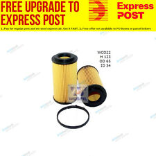 Wesfil Oil Filter WCO22 fits Volkswagen Scirocco 2.0 R 1S