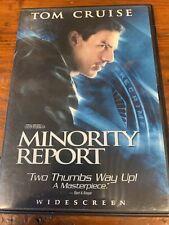 Minority Report (Dvd, 2003)(Dygs)