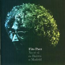 Fito P ez - No Se Si Es Baires O Madrid [New CD] Argentina - Import, NTSC Format