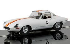 Scalextric Jaguar E Type 1965 Bathurst, No.9, Bob Jane 1:32 slot car C3890