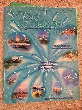 Disney News Magazine -Wdw Water Wonderlands -Spring 1993