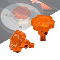 For 990 950 690 640 LC4 Front Fork Compression Rebound Adjuster Knob CNC
