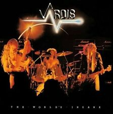 VARDIS - The World's Insane Re-Release DIGI, NEU