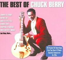 The Best of Chuck Berry [Not Now] by Chuck Berry (CD, Oct-2011, 2 Discs, Not Now Music)