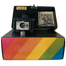 Polaroid Square Shooter 2 Land Camera Kit In Original Box & Flashcubes. Untested