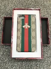 Gucci iPhone 7 'Embroidery Bee' Hardback Phone Case