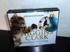 Mary & Carol Higgins Clark: Weihnachtsdieb auf hoher See, 6 CDs, ungekürzt!