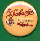 "F&M Schaefer STYLE  Brewing RP *PIN* NYC Light Beer Advertising 2-1/4""  Wiener"