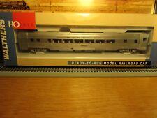 HO 932-6385 WALTHERS 85' SANTA-FE 52-SEAT COACH PASSENGER TRAIN CAR NIB