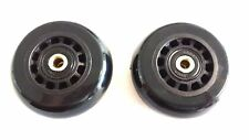 Replacement Hartmann Roller Wheels, 2 Axles and 2 Wheels included.
