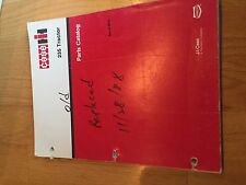 CASE INTERNATIONAL 235 TRACTORS TRACTOR PARTS CATALOG MANUAL USED