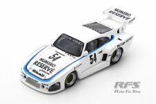 Porsche 935 K3  Klaus Ludwig  DRM Zolder Bergischer Löwe 1979  1:43 Spark SG 506