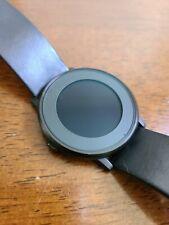 Pebble Time Round Smartwatch 20mm Black