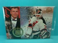 Martin Brodeur🏆1994-95 Fleer Ultra #2 Calder Trophy NHL  Card🏆FREE POST