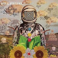 Bill Frisell - Guitar in the Space Age [New CD]