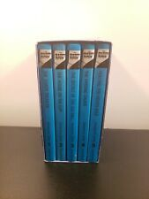 Hardy Boys Starter Set Books 1-5 Hardcover 2012