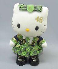 Sanrio Hello Kitty kawaii 25cm collaboration AKB 48 Character toy plush stuffed