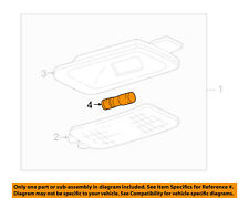 GM OEM Interior-Light Bulb 12450074
