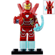Iron Man (MK50) - Marvel Avengers End Game Lego Moc Minifigure Toy Gift For Kids
