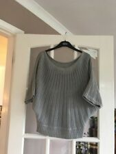Fab. 'Per Una' Grey Jumper  (Small)