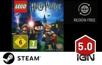 Lego Harry Potter 1-4 [PC] Steam Download Key - FAST DELIVERY