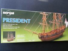 Nave/BArca kit legno Mantua Model  PRESIDENT scala 1/60