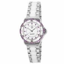 Tag Heuer WAH1319.BA0868 Formula 1 Women's Diamond Stainless Steel Ceramic Watch