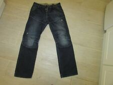"Para Hombre G Star Raw ""Elwood patrimonio"" Fly Botón Jeans combate W32"" - L36"" GS3301"