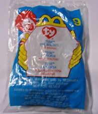 McDonald's Beanie Tusk The Walrus in Original Packaging - 2000