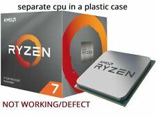 Amd Ryzen 7 3700X *NOT WORKING/DEFECT*
