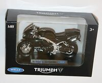 Welly - TRIUMPH DAYTONA 955i Motorbike Model Scale 1:18
