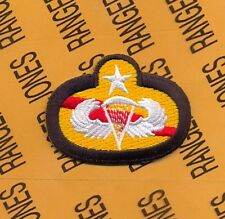 US Army 75th Infantry Airborne Ranger Senior humped para oval w wing patch