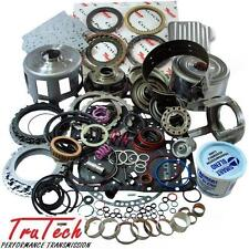 Trutech Level 3 Master Builder Hi Performance Overhaul Rebuild Kit 2004 up 4L60E