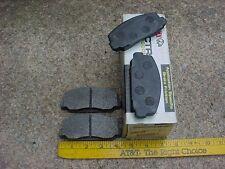 76 to 82 HONDA CIVIC ACCORD front DISC BRAKE PADS