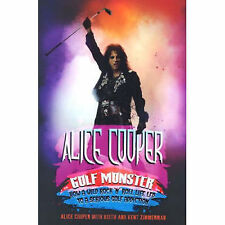 Alice Cooper: Golf Monster - My Twelve Steps to Becoming a Golf Addict, Good Con