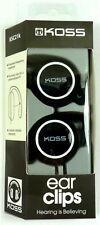 175548 KOSS KSC21 SportClip Clip-On On-Ear Ear Clip Headphones/Earphones