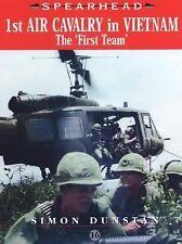 1st Air Cavalry in Vietnam: The 'First Team (Spearhead), Dunstan, Simon, Very Go