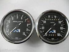 Norton Commando Speedometer/Tachometer SMITHS,  1975-  SSM4003/00, RSM3003/21