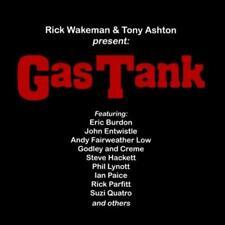 RICK WAKEMAN/TONY ASHTON - GASTANK NEW CD