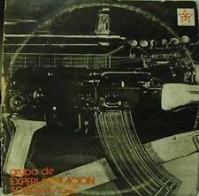 Listen/Grupo De Experimentacion Sonora Del ICAIC/Cuban Phych Jazz/Areito 3482