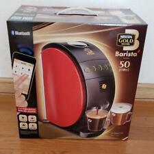 Nescafe Gold Blend Barista Red new work SPM9634 coffee maker Bluetooth Free Ship