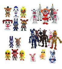 FIVE NIGHTS AT FREDDY'S Vinyl Figures and Plush Doll Toy