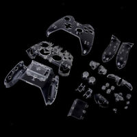 Full Faceplate Housing Shell Kit for Microsoft Xbox One Controller Repair Parts,