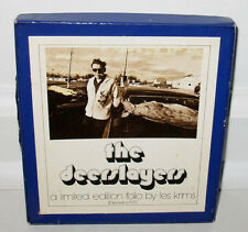 SIGNED Numbered Les Lesslie Krims The Deerslayers Limited ED Portfolio Box