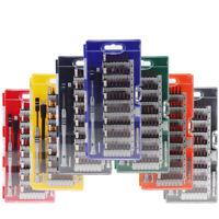 60Pcs/Set Screwdriver Disassemble Magnetic Precision Instrument Repair Tool New