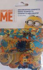 Ich Einfach Unverbesserlich Minion - 3 in 1 Party Tisch Deko Konfetti Confetti