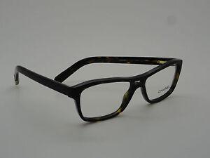 Chanel Eyeglasses CC 3237 c. 1391 Havana Tortoise Frame New
