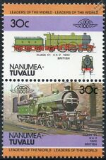 1902 GNR Class C1 4-4-2 (Great Northern Railway / LNER) Train Stamps / LOCO 100