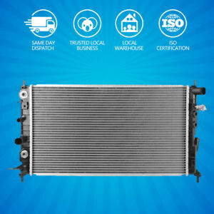 26MM Radiator For HOLDEN VECTRA JR JS 2.5 2.6 6CYL PETROL 6CYL AT MT 1997-2003